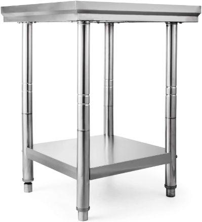 VEVOR-Inoxidable-60x60x80cm-Profesional-Catering-mesa-acero-inoxidable