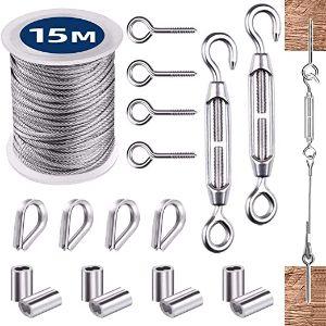 alambres 2 mm acero inoxidable